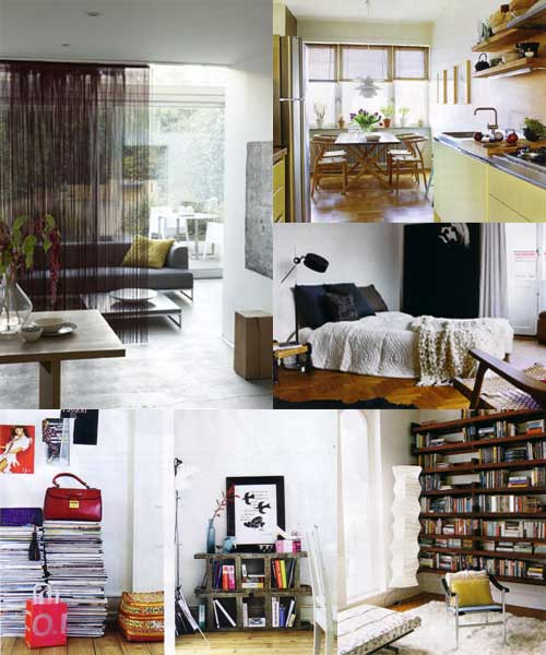 am inspired by the big ideas for small spaces guide elle decor uk ...